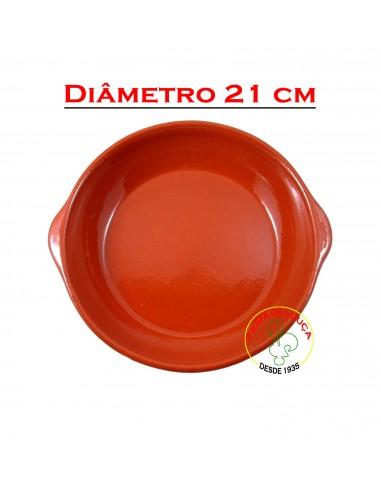 Frigideira de Barro Alentejana Nº2 Vaisselle Terre Cuite