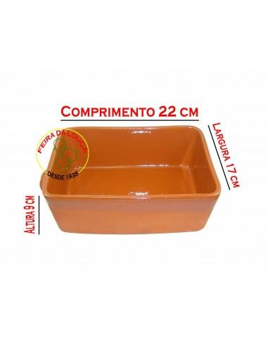 Assadeira de Barro Funda Nº0 Vaisselle Terre Cuite