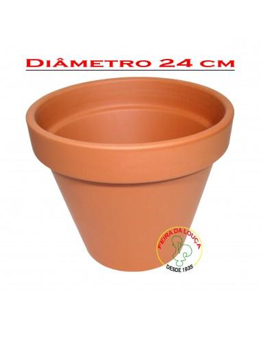 Vaso de Barro Nº22 Olaria Tradicional Portuguesa