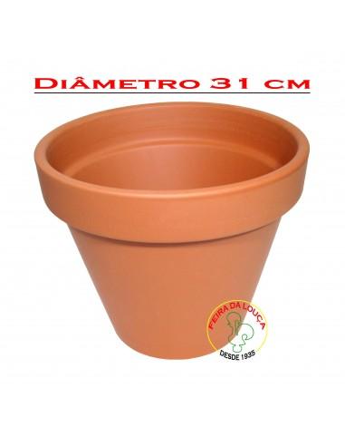 Vaso de Barro Nº6 Portuguese Traditional Pottery
