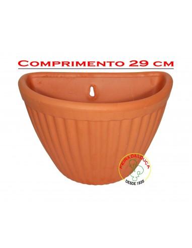 Vaso de Barro para Parede Nº25 Portuguese Traditional Pottery