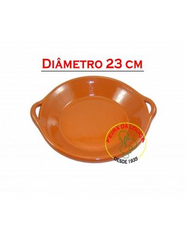 Frigideira de Barro Nº2 Vaisselle Terre Cuite