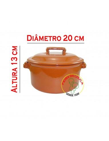 Tacho de Barro Nº2 Vaisselle Terre Cuite