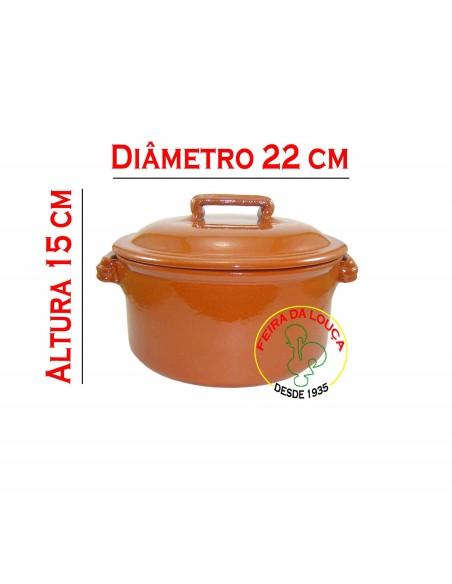 Tacho de Barro Nº3
