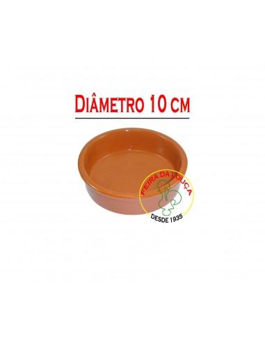 Taça de Barro para Leite Creme Pequena Louça de Barro